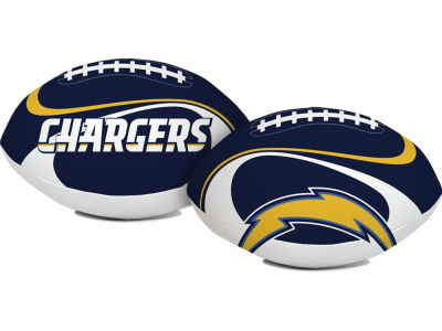 San Diego Chargers Softee Goaline Football 8inch