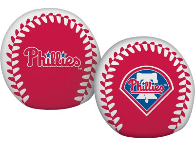 Philadelphia Phillies Softee Quick Toss Baseball 4inch