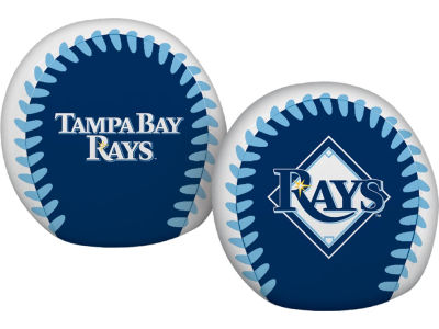 Tampa Bay Rays Softee Quick Toss Baseball 4inch