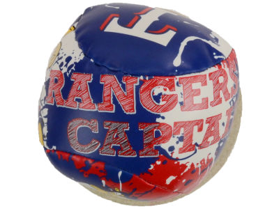 Texas Rangers Softee Quick Toss Baseball 4inch