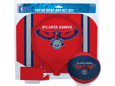 Atlanta Hawks Slam Dunk Hoop Set