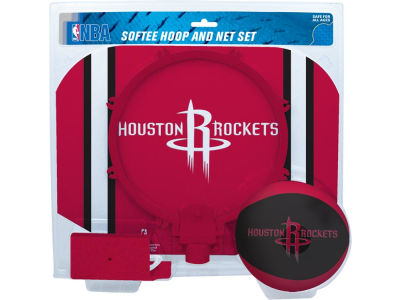 Houston Rockets Slam Dunk Hoop Set