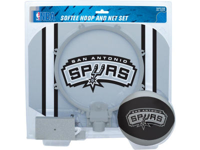 San Antonio Spurs Slam Dunk Hoop Set