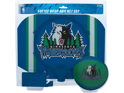 Minnesota Timberwolves Slam Dunk Hoop Set