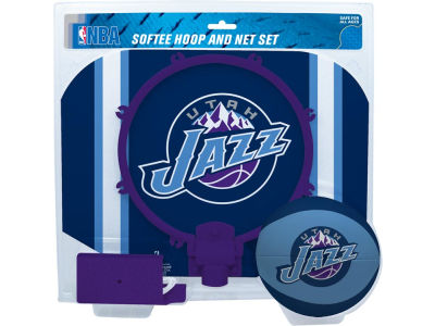 Utah Jazz Slam Dunk Hoop Set