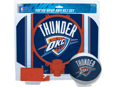 Oklahoma City Thunder Slam Dunk Hoop Set