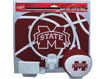 Mississippi State Bulldogs Slam Dunk Hoop Set