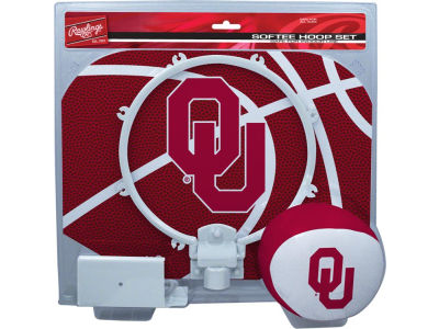 Oklahoma Sooners Slam Dunk Hoop Set