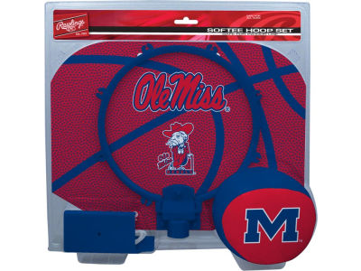 Ole Miss Rebels Slam Dunk Hoop Set