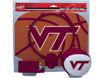 Virginia Tech Hokies Slam Dunk Hoop Set