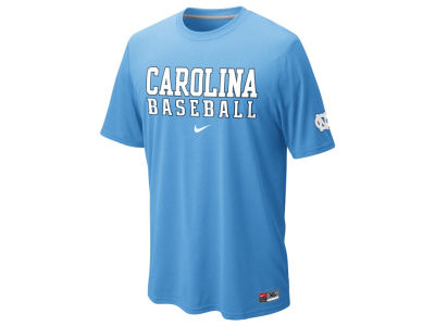 North Carolina Tar Heels Nike NCAA Baseball Dri Fit Practice T-Shirt