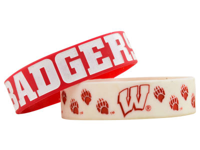 Wisconsin Badgers 2-pack Phat Bandz