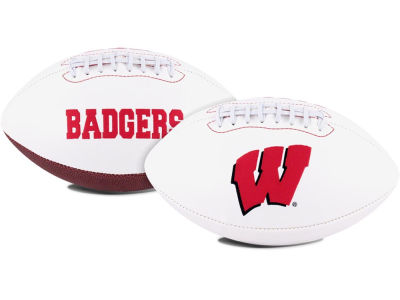 Wisconsin Badgers Signature Series Football