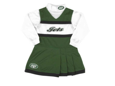 New York Jets NFL Infant Turtleneck Cheerleader
