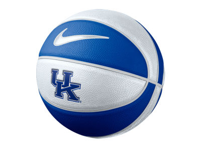 Kentucky Wildcats Nike NCAA Mini Rubber Basketball