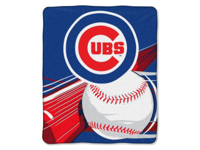 Chicago Cubs 50x60in Sherpa Throw