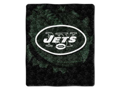New York Jets 50x60in Sherpa Throw