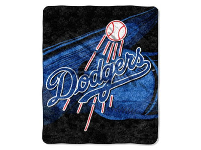 Los Angeles Dodgers 50x60in Sherpa Throw
