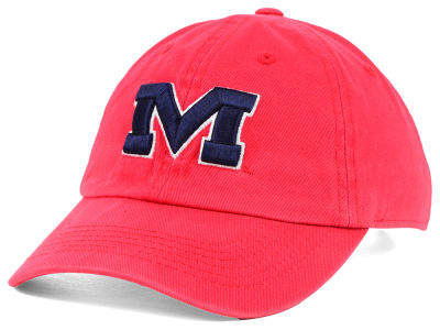 Ole Miss Rebels Top of the World NCAA Crew Adjustable Cap