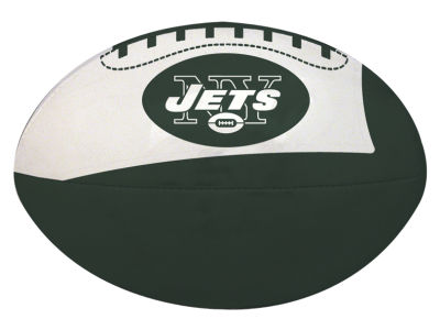 New York Jets Quick Toss Softee Football