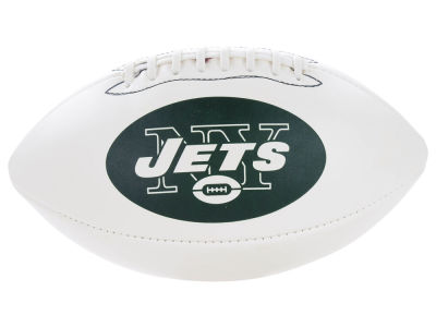 New York Jets NFL Autograph Football