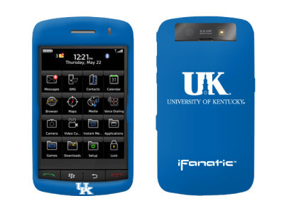 Kentucky Wildcats Blackberry Phone Cover Storm