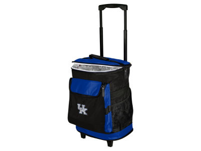 Kentucky Wildcats Logo Brands Rolling Cooler