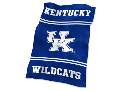 Kentucky Wildcats Logo Brands Ultrasoft Blanket
