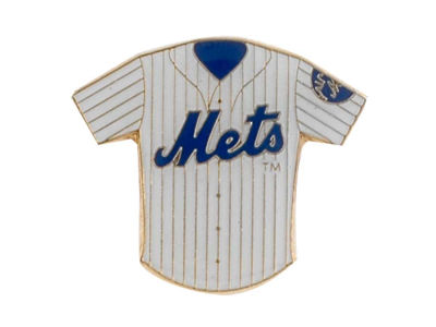New York Mets Aminco Aminco Jersey Pin