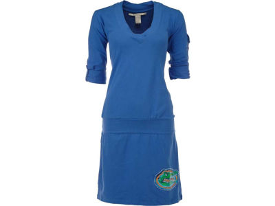 Florida Gators NCAA Womens Drop Waist Dress