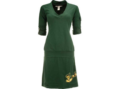 South Florida Bulls NCAA Womens Drop Waist Dress