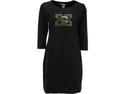 Missouri Tigers NCAA Womens Fitted Dress