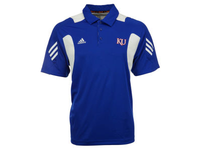 Kansas Jayhawks adidas NCAA Assistant Coaches Scorch Polo