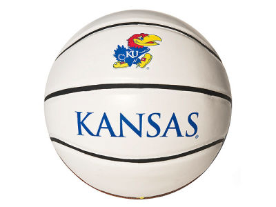 Kansas Jayhawks Mini Illusion Basketball