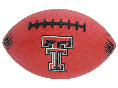 Texas Tech Red Raiders NCAA Rubber Mini Football