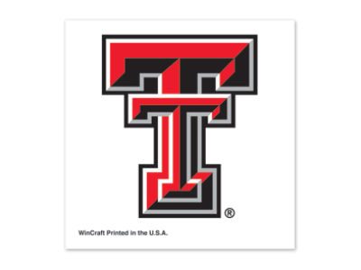 Texas Tech Red Raiders Tattoo 4-pack