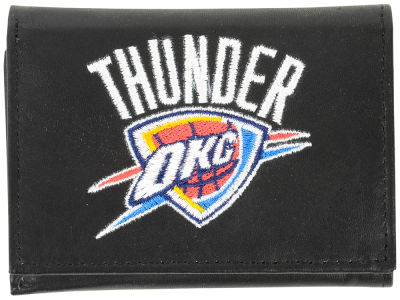 Oklahoma City Thunder Trifold Wallet
