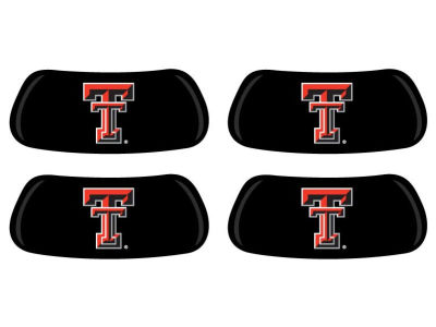 Texas Tech Red Raiders 2 Pair Eyeblack Sticker
