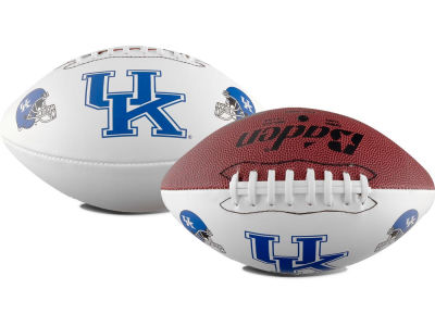 Kentucky Wildcats NCAA Autograph Football