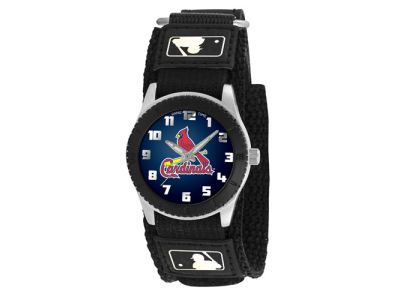 St. Louis Cardinals Rookie Kids Watch Black