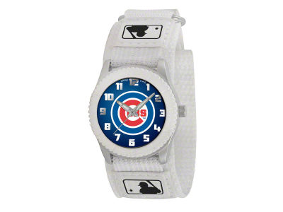 Chicago Cubs Rookie Kids Watch White