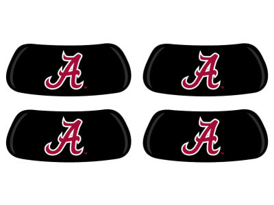 Alabama Crimson Tide 2 Pair Eyeblack Sticker