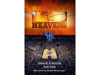 Kentucky Wildcats Hardwood Heavens: UK: Rupp Arena