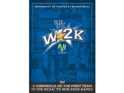 Kentucky Wildcats W2K UK Basketball 2,000 Wins DVD