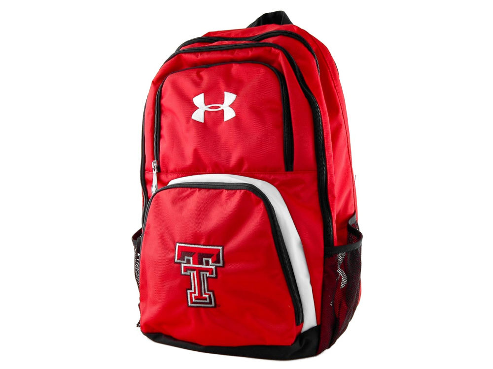 0465e87cfc Texas Tech Red Raiders Under Armour PTH Victory Backpack