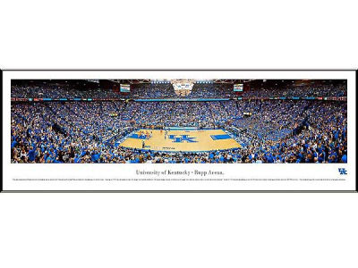 Kentucky Wildcats Panoramic Standard Frame
