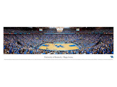 Kentucky Wildcats Panoramic Unframed