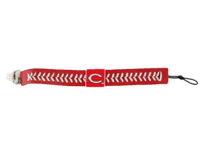 Cincinnati Reds Team Color Baseball Bracelet