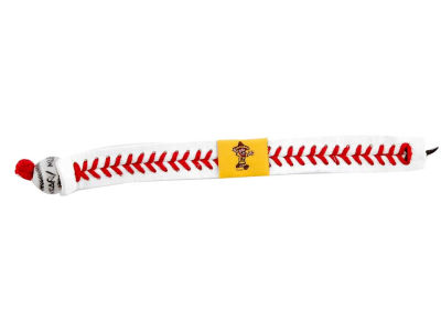 Milwaukee Brewers Cinco Team Color Baseball Bracelet