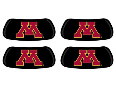 Minnesota Golden Gophers 2 Pair Eyeblack Sticker